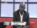 Invité du soir - Mamadou Koumé - JT Français 20H - 15 Octobre 2012
