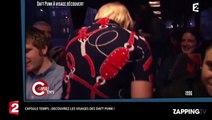 Les Daft Punk sans masques, découvrez le visage des deux musiciens lors d'une interview (Vidéo) - vidéo Dailymotion