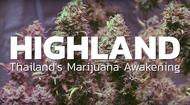 HIGHLAND: Thailand's Marijuana Awakening (trailer) | Coconuts TV on Netflix