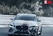 VÍDEO: Esto es lo nuevo de Jaguar: XE SV Project 8