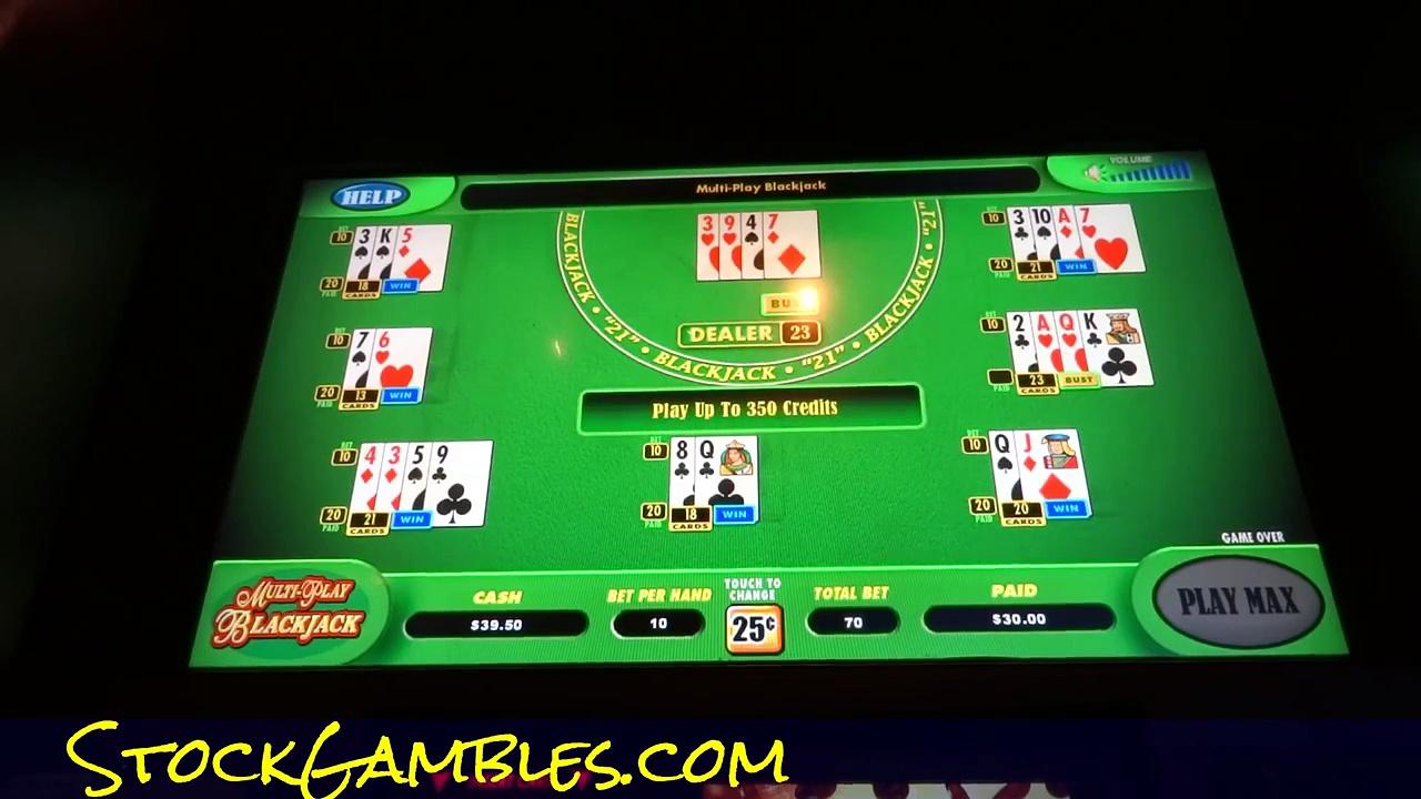 Blackjack Slot Machine Casino Las Vegas Slots Gamble Gambling