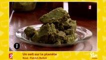 Elle cuisine du beurre... de marijuana !