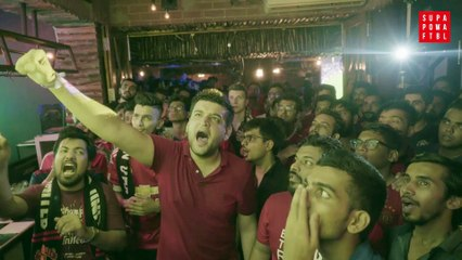 Fans React after Man United's EUROPA Win!