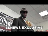 What Will Deontay Wilder Do To Tyson Fury? EsNews Boxing