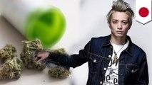 元「KAT-TUN」田中聖容疑者、大麻所持で逮捕