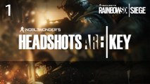 Tom Clancy's Rainbow Six Siege: HEAD SHOTS! (Rainbow Six Siege)