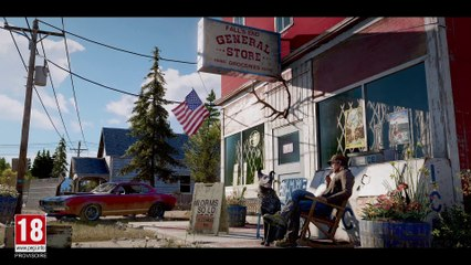 Far Cry 5 : Trailer d'Annonce