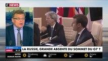 Alexandre Melnik sur CNEWS à propos du sommet du G7