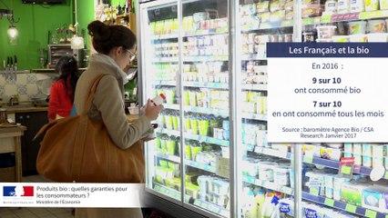 Produits bio : quelles garanties pour les consommateurs ?