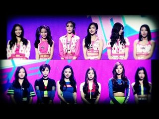 sixteen who will debut as jyp new girl group twice episode 9 preview