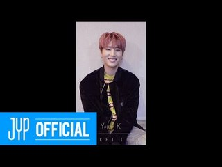 """[POCKET LIVE] DAY6 Young K """"I'm Serious"""""""