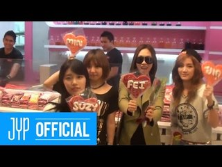 "[Special Clip] miss A ""Happy Valentine's Day"""