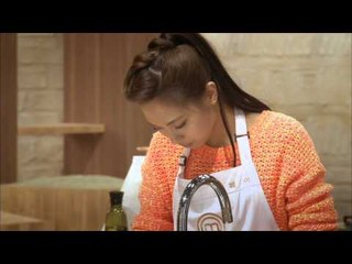 "[MCK] ""Goddess of Cook, Fei"" from Master Chef Korea Celebrity"