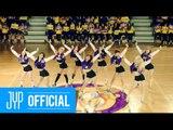 "TWICE(트와이스) ""CHEER UP"" @ Basketball Court"