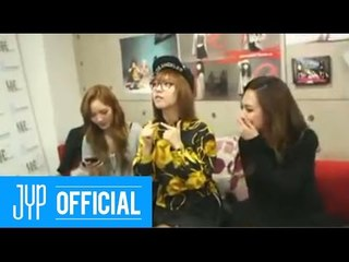 "[Special Clip] ""Min's Kkab Dance"" from miss A 1000 days LIVE chat event"