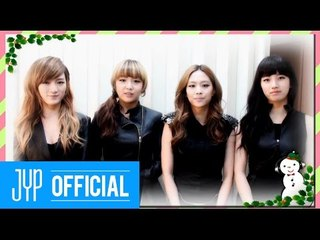 "[Video Clip] miss A ""Christmas Greetings"""