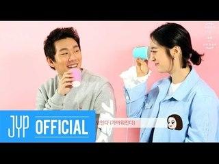"Bernard Park, Hye Rim(Wonder Girls) ""With You(니가 보인다)"" Live Video"
