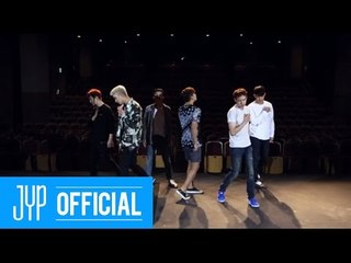 """2PM """"Promise (I'll be)"""" Dance Practice Video"""