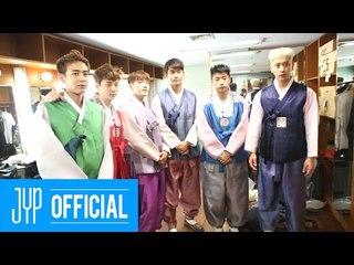 "2PM ""GENTLEMEN'S GAME"" Mini Fan Meeting Behind Story"