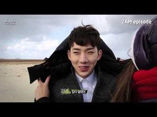 [Episode] 2AM MV Shooting Sketch