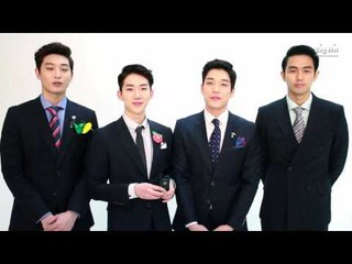 2AM Lunar New Year's Day Greeting