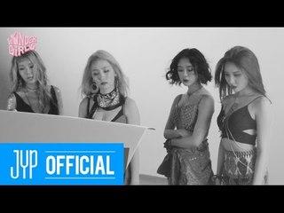 "Wonder Girls(원더걸스) ""Why So Lonely"" M/V & Jacket Making Film"