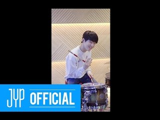 """[POCKET LIVE] DAY6 Dowoon""""Drum Solo"""""""