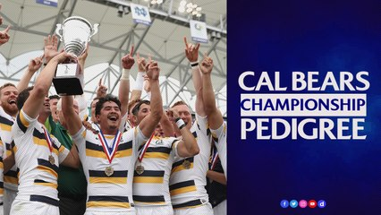 University of California | A winning rugby tradition