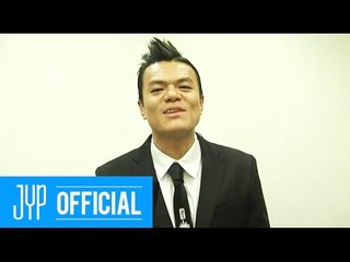 [Special Clip] J.Y. Park _ New Year's Greeting for fans_eg