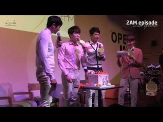[Episode] 2AM Surprise Event Birthday Party