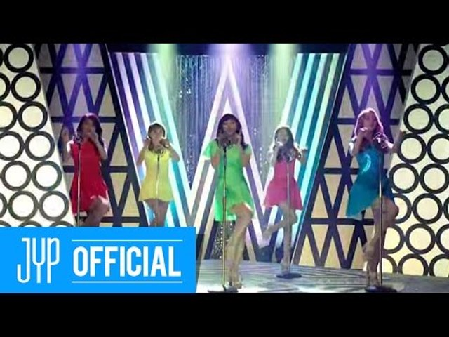 "Wonder Girls ""Nobody ~(あなたしか見えない ~) (Japanese ver.)"" M/V"