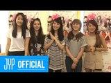 [Comment] Wonder Girls - 2010 Wonder Girls Holiday Card Event