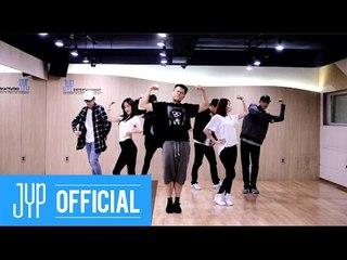 "J.Y. Park(박진영) ""Still Alive(살아있네)"" Dance Practice"