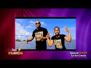Nash - Interview Afrobuzz N'Djamena