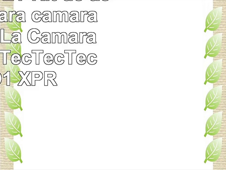 DURAGADGET Kit de accesorios para cámara deportiva La Cámara deportiva TecTecTec XPRO1