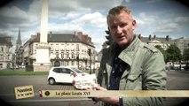 Nantes à la carte : La place Louis XVI