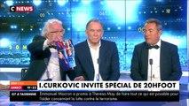 Ivan Curkovic invité de 20hfoot sur CNEWS