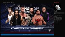 Roman Reigns VS Jeff Hardy VS Seth Rollins VS AJ Styles VS Randy Orton VS Dean Ambrose Elimination c (149)