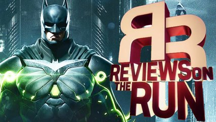 Injustice 2 Game Review - Reviews on the Run - Electric Playground