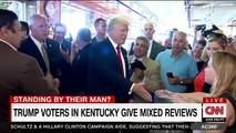 'He played me for a fool': Kentucky Trump supporter laments he should have voted for Hillary