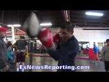 Aaron Martinez: Sammy Vasquez HASN'T FACED SOMEONE OF MY EXPERIENCE!!! - EsNews Boxing