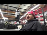 Robert Garcia Breaks Down Manny Pacquiao vs Tim Bradley 3 - esnews boxing