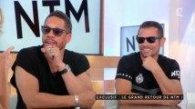 C à Vous : JoeyStarr et Kool Shen font des blagues coquines en plein direct (Vidéo)