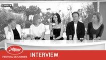 D'APRES UNE HISTOIRE VRAIE - Interview - VF - Cannes 2017