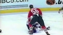 10 Most Shocking NHL Hockey Fights | NHL Knockout Compilation