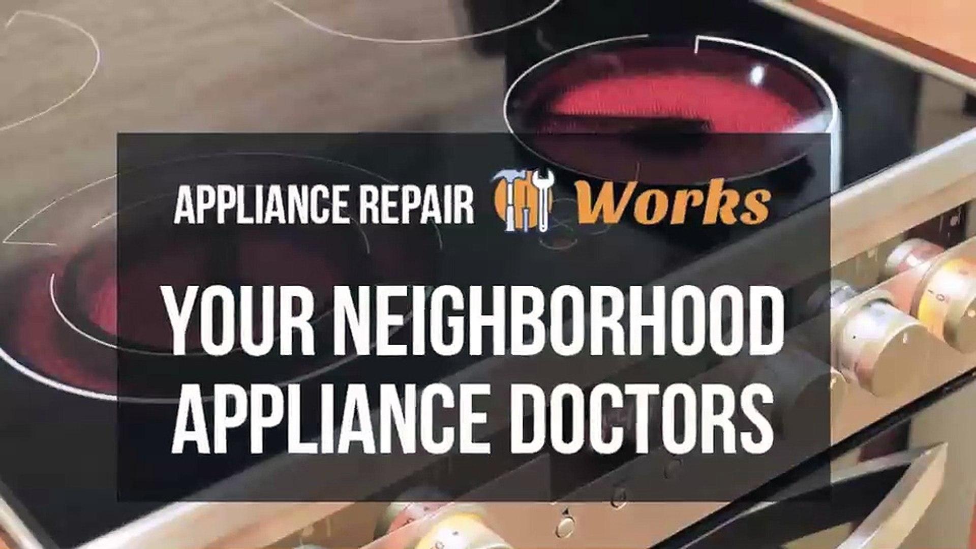 Paramount Appliance Repair Works-(562) 200-0940