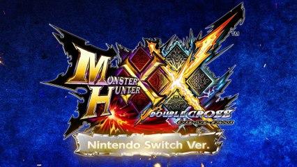 Annonce de la date de sortie japonaise de Monster Hunter XX (Double Cross)