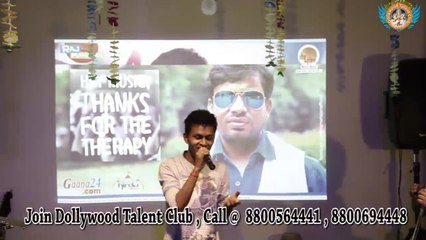 DTC - Chori Chori Dil Pe Dastak - Shubham Rajput - Dollywood Talent Club - 13th May 2017