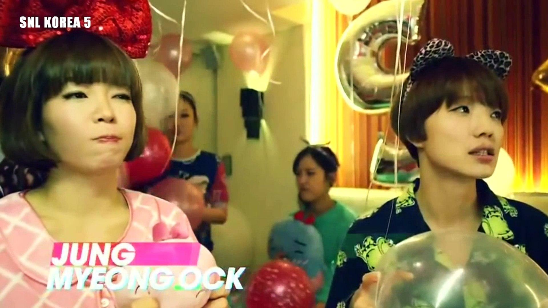 SNL(Korea) 1-9 Opening Montage