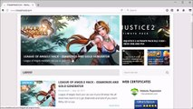 League of Angels Unlimited Diamonds and Gold Cheats Method Free - Facebook and Web